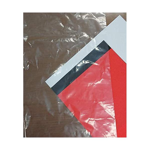 日本技研工業 ゴミ袋 透明 45L 厚み0.0...の紹介画像3
