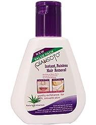 永久的な毛の取り外しのクリームは毛の成長を止めます Permanent Hair Removal Cream Stop Hair Growth Inhibitor Removal Powerful Beauty