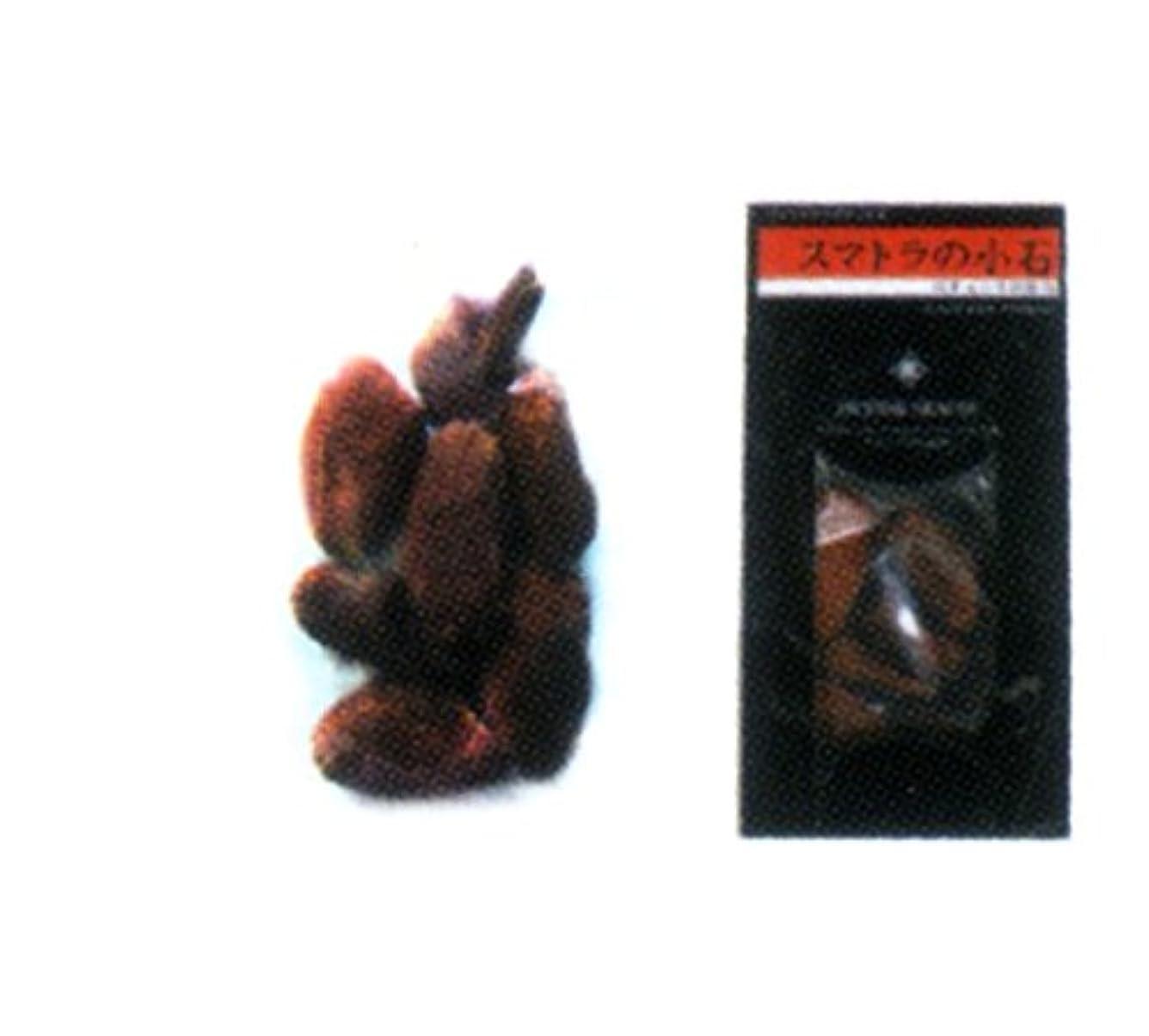 取り付け荒れ地びんインセンスヘブン(100%天然手作りのお香) スマトラの石