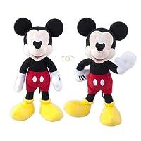 ミッキーマウス ポージープラッシー ぬいぐるみ Mickey Mouse pozy plushy 2018年5月18日発売 【東京ディズニー・リゾート限定】