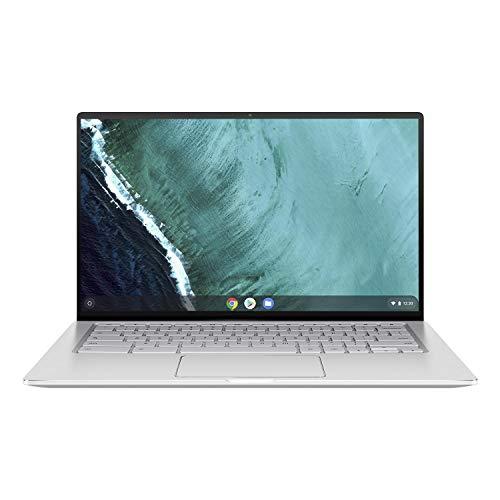 ASUSTek Chromebook ノートパソコン 14.0型フルHD液晶 B07TX7HQM4 1枚目