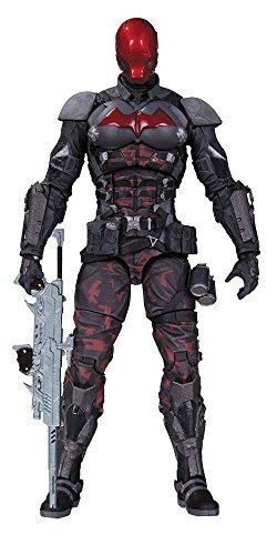 『バットマン:アーカム・ナイト』【DC アクションフィギュア】#12 レッドフード 高さ6インチ プラスチック製 塗装済みアクションフィギュア