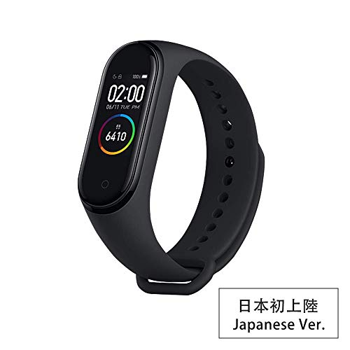 Xiaomi Mi Band 4 Japanese版