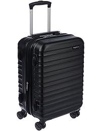 Amazonベーシック ハードタイプ ダブルキャスター付きスーツケース