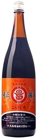 丸島醤油 純正醤油 濃口 1.8L