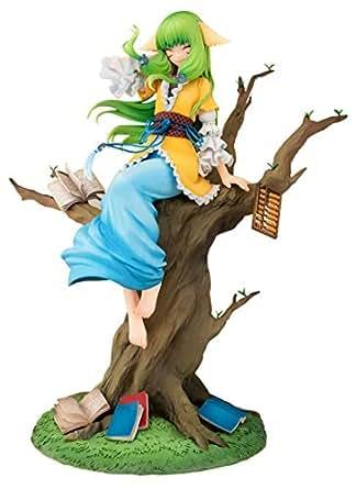 縁結びの妖狐ちゃん 塗山 容容 (とさん ろろ) 1/8スケール PVC製 塗装済み完成品 フィギュア