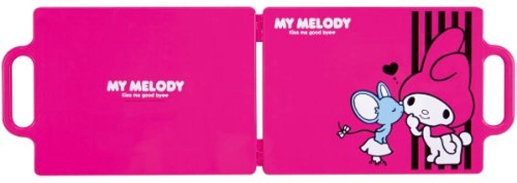 サーキュレーション軸さらにMy Melody バックミラー マイメロピンキッシュ YM-102