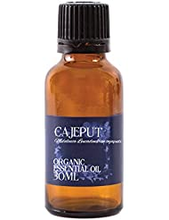 Mystic Moments | Cajeput Organic Essential Oil - 30ml - 100% Pure