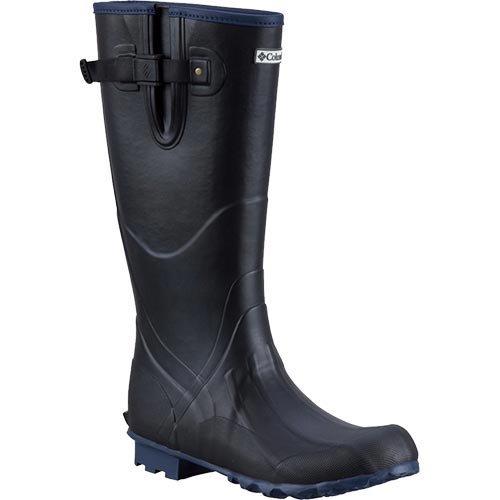 Columbia(コロンビア) レイン ブーツ ラディII ウィンター ロングブーツ 長靴 レディース 010-Black 7(25.0) yu3720-70-010