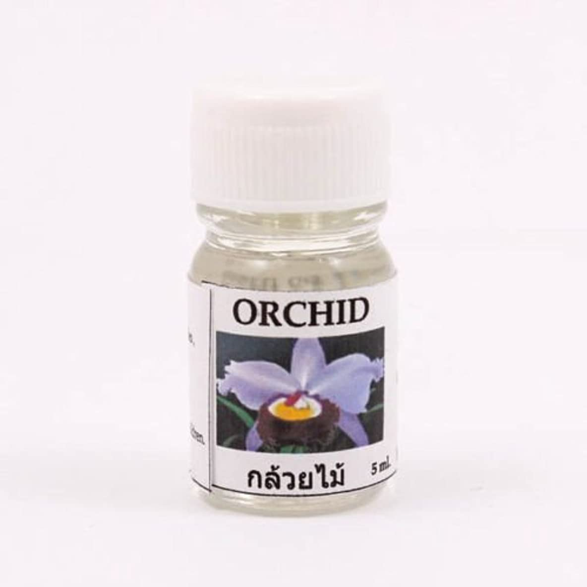 6X Orchid Aroma Fragrance Essential Oil 5ML. (cc) Diffuser Burner Therapy