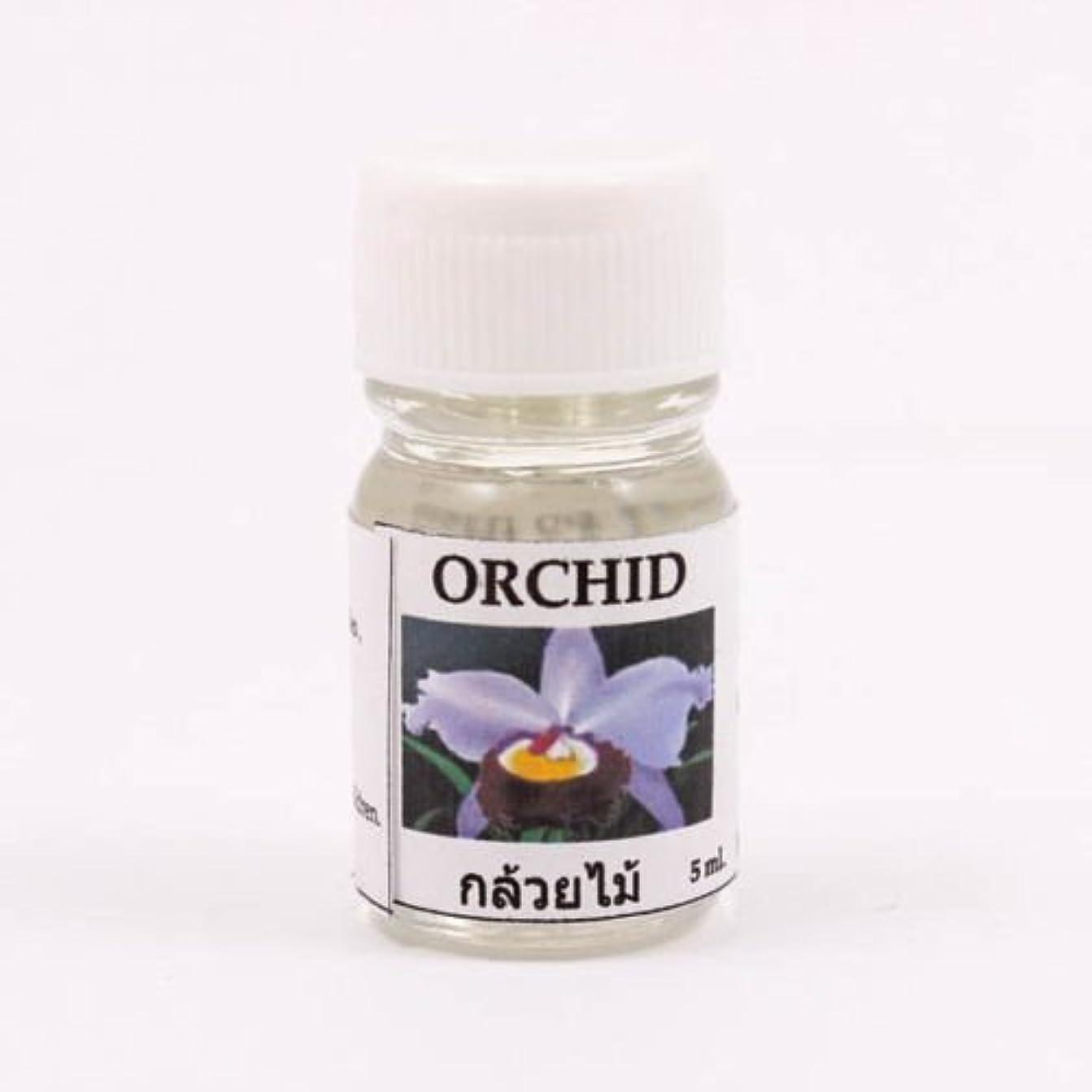 毛皮大統領櫛6X Orchid Aroma Fragrance Essential Oil 5ML. (cc) Diffuser Burner Therapy