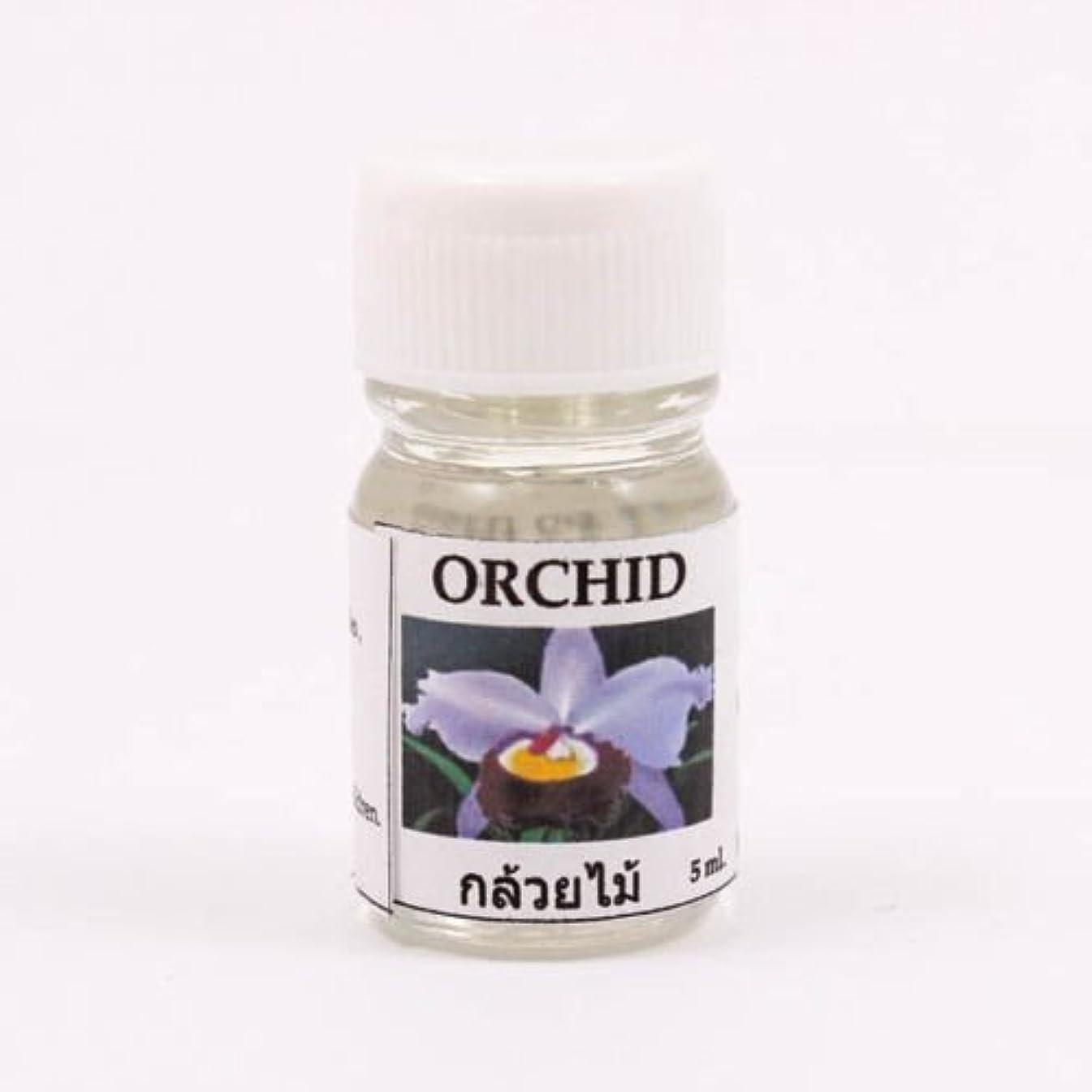 あたたかい効率期待して6X Orchid Aroma Fragrance Essential Oil 5ML. (cc) Diffuser Burner Therapy