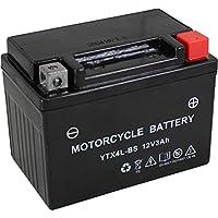 バイク用 バッテリー 液入り 充電済み YTX4L-BS ( YT4L-BS / FT4L-BS / CTX4L-BS / CT4L-BS / CT4L-BS 互換 )