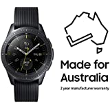 Samsung SM-R810NZKAXSA Smart Watch Galaxy Watch (42mm) Black (Australian Version) with 2 Year Manufacturer Warranty, Black