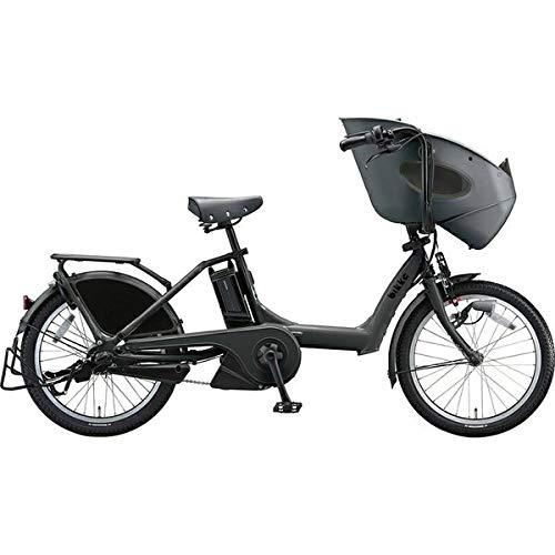 ブリヂストン 電動自転車 ビッケポーラーe BR0C49 E.BKダークグレー E.BKダークグレー