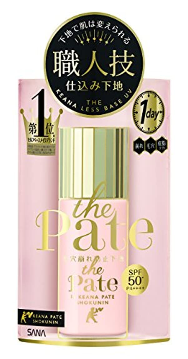 成熟した連帯参照毛穴パテ職人 化粧崩れ防止下地 25ml ピンクベース ティアローズの香り
