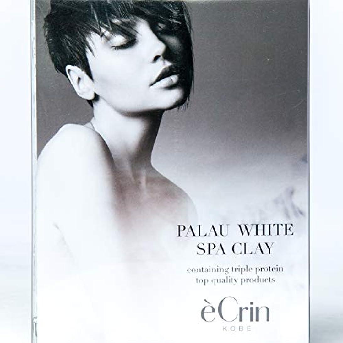 パラオホワイト スパクレイ 入浴用化粧料 ノンシリコン 50g5包