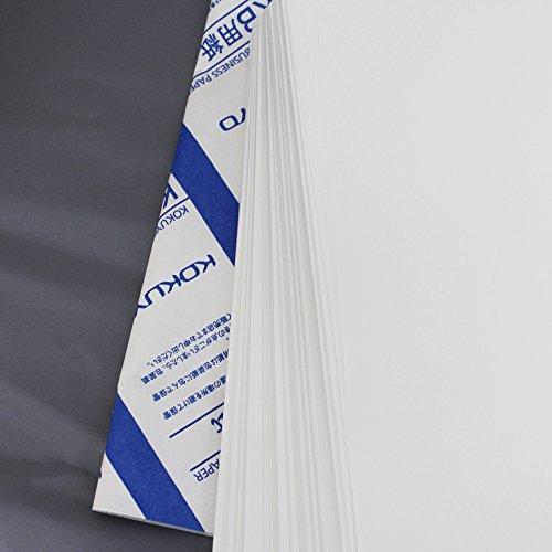 『コクヨ コピー用紙 A4 白色度80% 紙厚0.09mm 500枚 FSC認証 KB-39N』の4枚目の画像