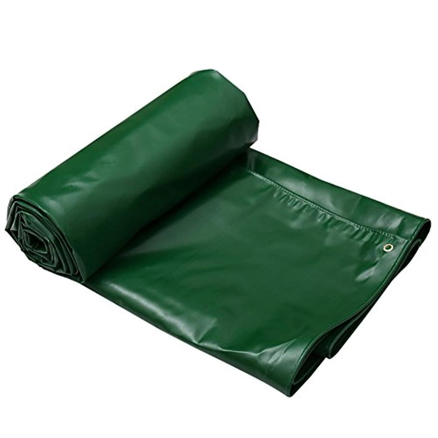 歯科のコインランドリーリーフレット12J-weihuiwangluo 厚い防水シート防水雨防水グリーンプレミアム品質カバー製650 G /㎡メーター防水シート (サイズ : 4X3M)