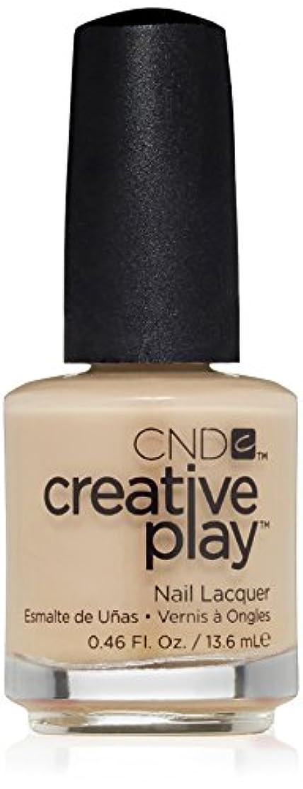 デンマーク語透過性廃止するCND Creative Play Lacquer - Clementine, Anytime - 0.46oz / 13.6ml