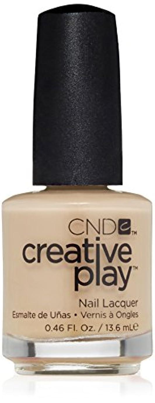 木行為市民CND Creative Play Lacquer - Clementine, Anytime - 0.46oz / 13.6ml