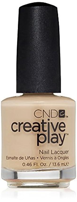 癌口実是正するCND Creative Play Lacquer - Clementine, Anytime - 0.46oz / 13.6ml