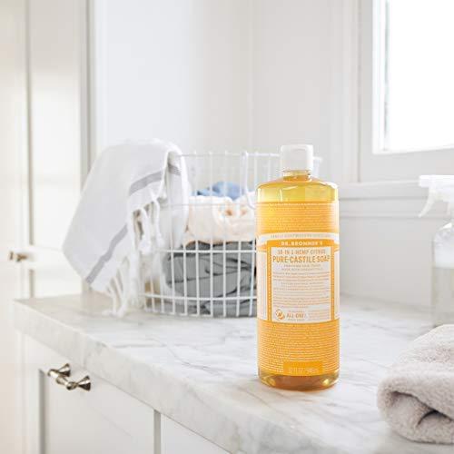 マジックソープ Lサイズ シトラスオレンジ ボトル944ml