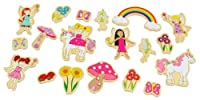 Fiesta Crafts Ltd Magnetic Fairies Set by Fiesta [並行輸入品]