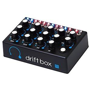 REON driftbox R (_midi) アナログシンセサイザーRE501R 【正規輸入品】ピュア・アナログ国産シンセ