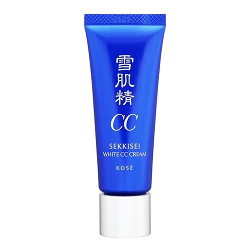 義務アンカー医薬コーセー 雪肌精 ホワイト CCクリーム 01 ライトオークル 26ml [並行輸入品]
