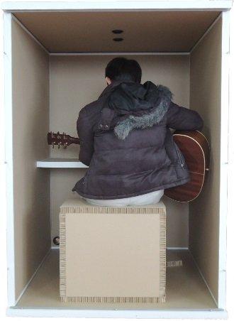 組立式 簡易防音室 だんぼっちワイド