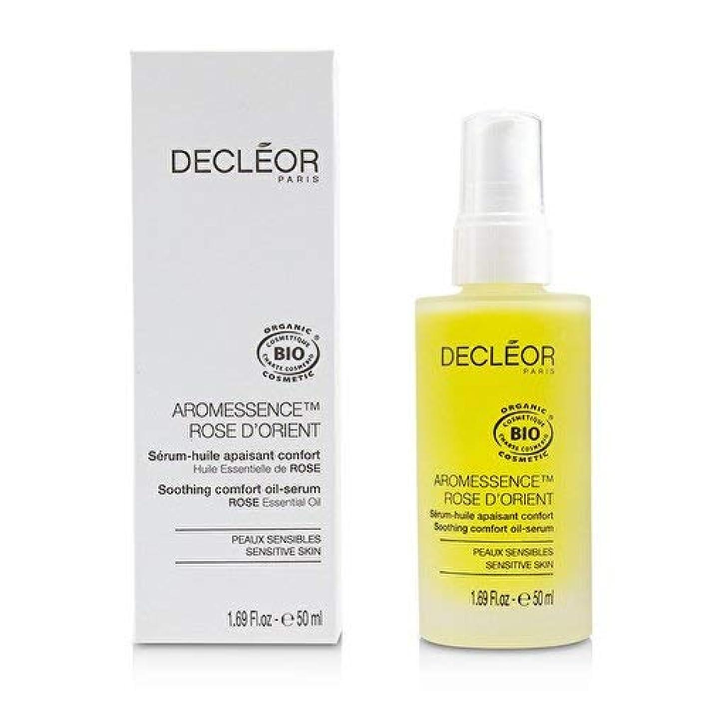 屋内で入場料最適デクレオール Aromessence Rose D'Orient Soothing Comfort Oil-Serum - For Sensitive Skin (Salon Size) 50ml/1.7oz並行輸入品