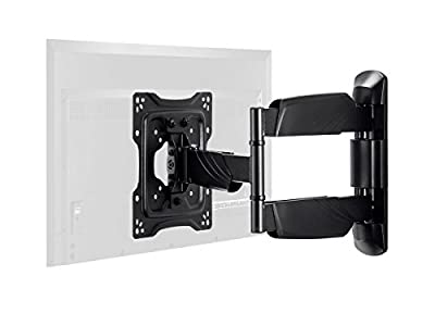 Monoprice Select Series Slim Swivel Wall Mount for Medium 24-55 inch TVs 77 lbs