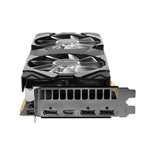 『玄人志向 NVIDIA GeForce RTX 2070 SUPER 搭載 グラフィックボード 8GB デュアルファン GALAKURO GAMINGシリーズ GG-RTX2070SP-E8GB/DF』の1枚目の画像
