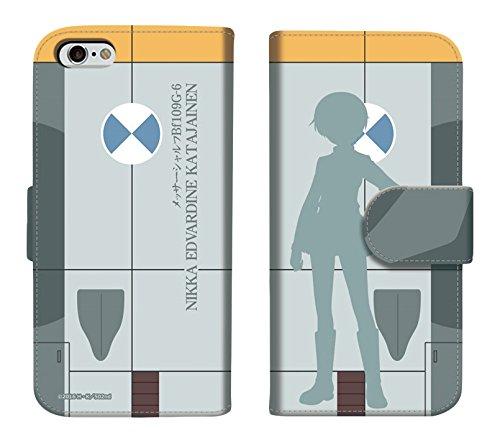ブレイブウィッチーズ 03 ニッカ・エドワーディン・カタヤイネン ダイアリースマホケース for iPhone6/6sの詳細を見る