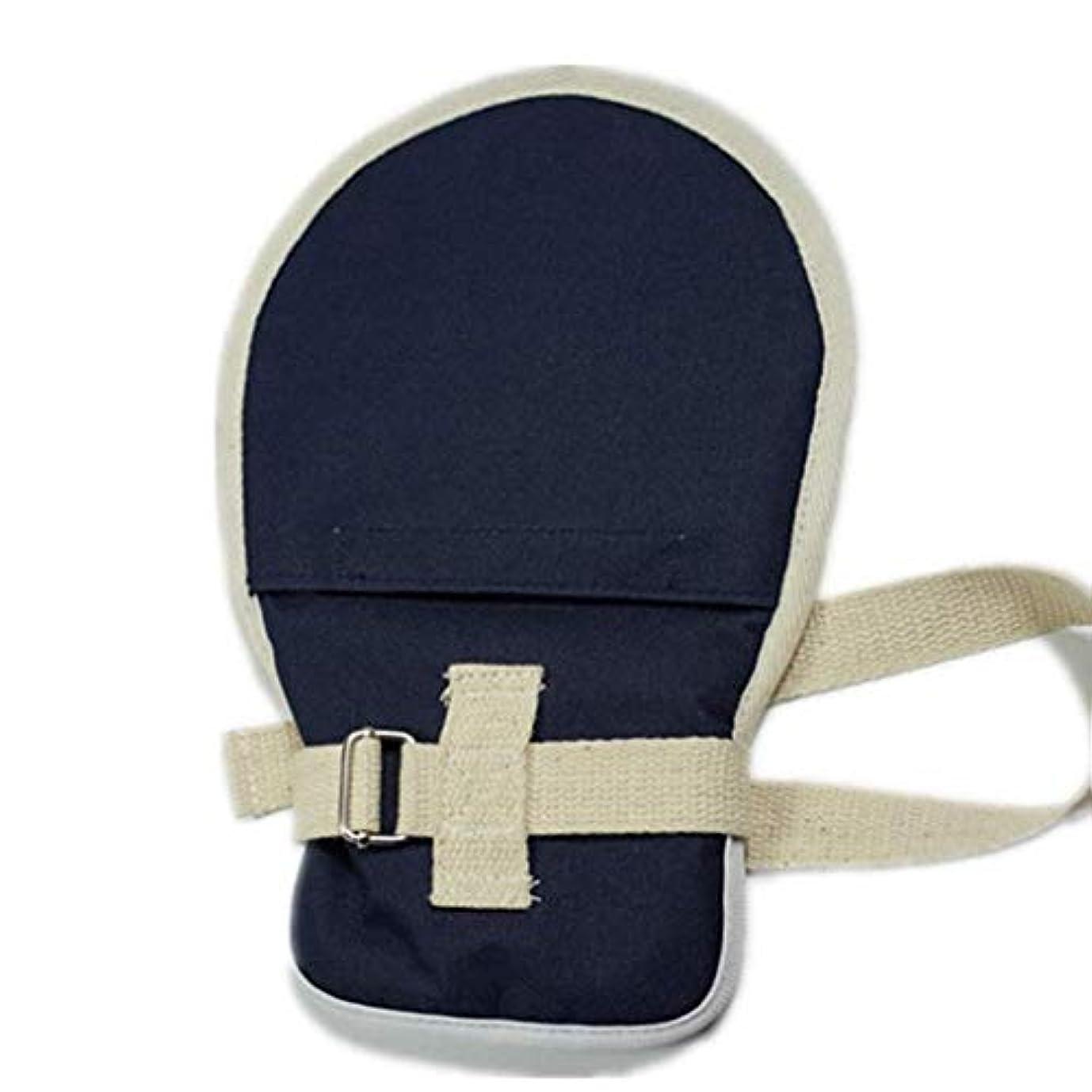 津波ホールドオール時代医療用拘束手袋 - 予防患者の傷自己牽引式引っ張りチューブ、自己怪我、ベッドレスト
