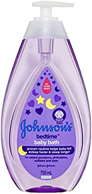 Johnson's Baby Bedtime Bath 7