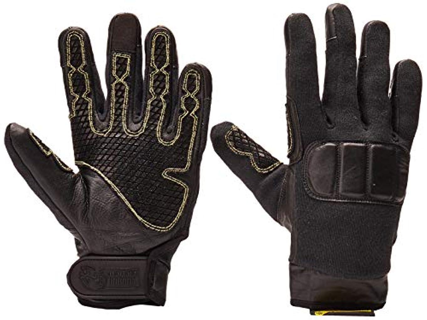 Voodoo Tactical 20-8881 パトリオット ケブラー手袋 ブラック