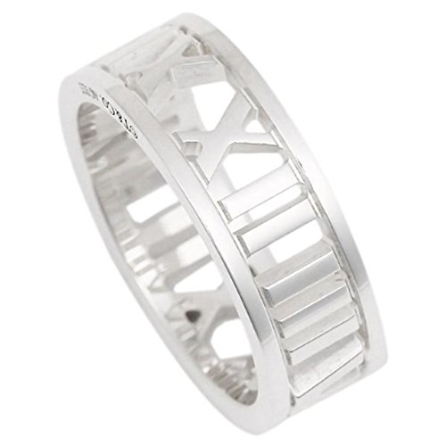 ティファニー リング アクセサリー TIFFANY&Co. 30398963 アトラスリング ワイド 指輪 シルバー[並行輸入品]