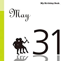 5月31日 My Birthday Book