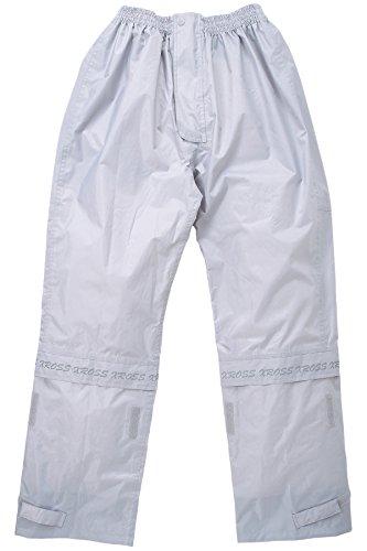 [해외]PLAIN (일반) 레인 크로스 바지 실버/PLAIN (plain) raincross pants silver
