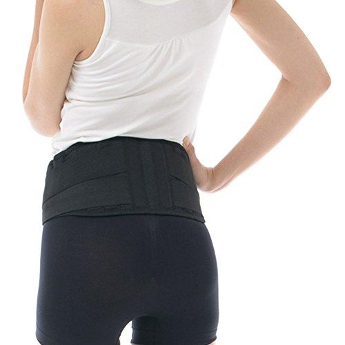 【Dr.Q】 発熱あったか腰痛ベルト SからXXLまで5サイズ