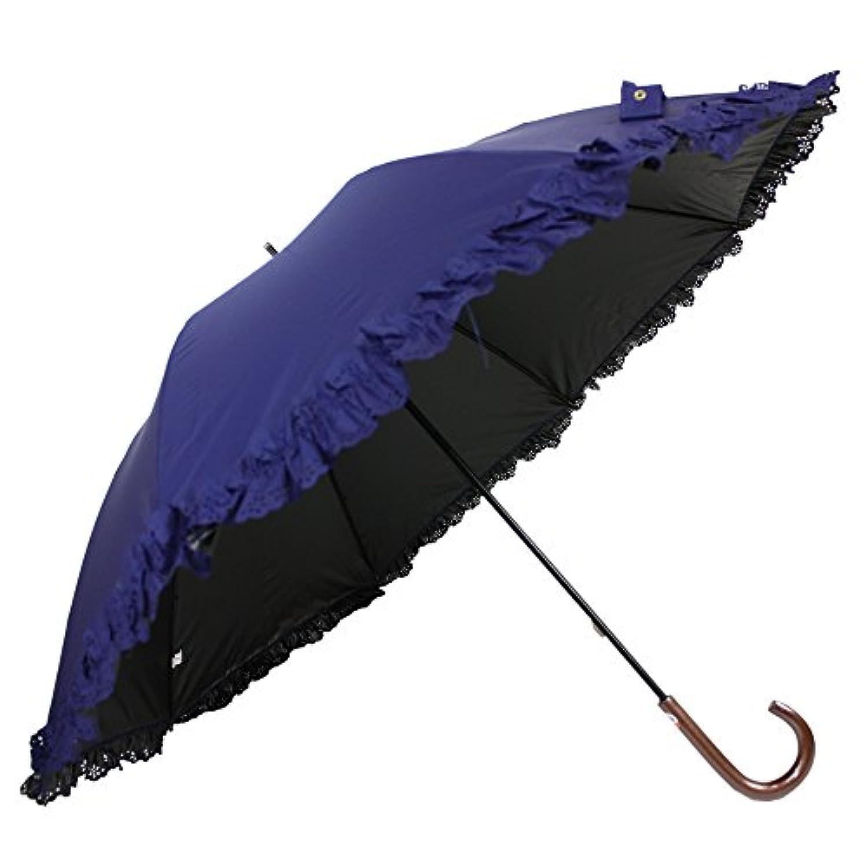 [晴雨兼用ショート] ヒートカットフリル 50cm 晴雨兼用パラソル