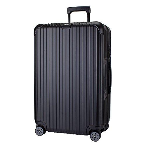 【E-Tag】 電子タグ RIMOWA リモワ サルサ 834.70 83470 マルチホイール 4輪 スーツケース マット/つやけしブラック MULTIWHEEL 78L (810.70.32.4) [並行輸入品]