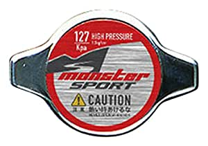 MONSTER SPORT ラジエターキャップ【モンスター ラジエーターキャップ Aタイプ 】各車 ZZEC10