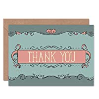 THANK YOU THANKS PLAQUE NEW ART GREETINGS GIFT CARD 挨拶贈り物
