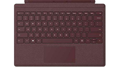 マイクロソフト Surface Pro タイプカバー バーガ...