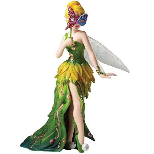 해외 한정 디즈니 T 가베루  피규어 Disney Showcase 4046627 Tinker Bell Masquerade Figurine [병행수입품]