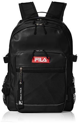 [フィラ] FILA フィラ ビッグスクールリュック FM2115 リュックサック ブラック