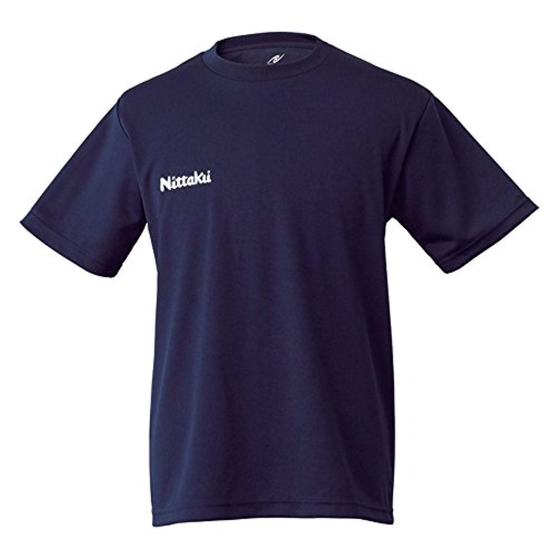 ニッタク(Nittaku) 卓球 男女兼用 ユニフォーム ドライ Tシャツ NX-2062